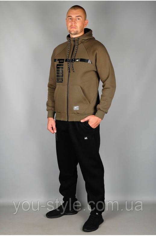 Зимовий Чоловічий спортивний костюм Puma