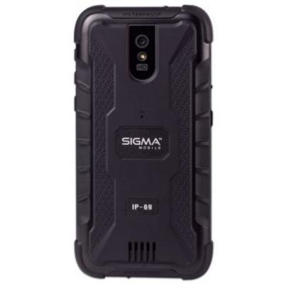 Мобильный телефон Sigma X-treme PQ29 Black (4827798875513) 2