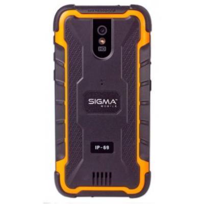 Мобильный телефон Sigma X-treme PQ29 Black Orange (4827798875520) 2