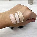 Роликовый bb-крем для лица bioaqua face cream thin concealer, фото 5