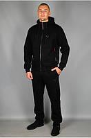 Зимний Мужской спортивный костюм Puma 5473 Чёрный