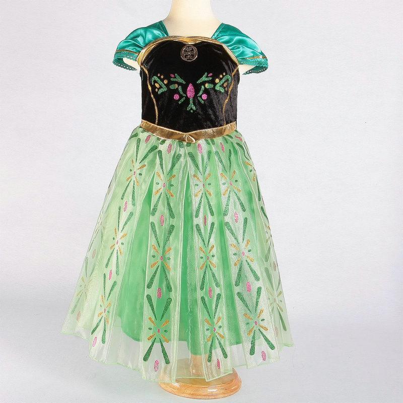 """Праздничное платье принцессы Анны коронация """"Холодное сердце"""" - Anna, Princess,  Frozen, Disney"""