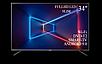 """Телевизор Sharp Шарп 34"""" Smart-TV/Full HD/DVB-T2/USB Android 9.0, фото 4"""
