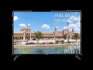 "Телевизор Liberton 28"" FullHD/DVB-T2/USB"
