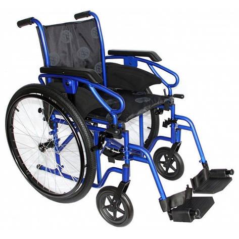 Инвалидная складная коляска Millenium III, OSD (Италия), фото 2