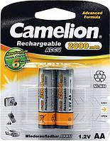 Зарядные устройства АА Camelion 2000 mAh