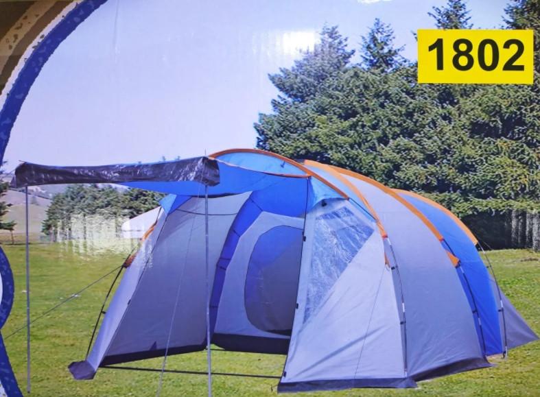 Палатка четырёхместная Lanyu 1802 (LY-1802)