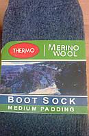 Термоноски мужские  Турция  Boot Sock merino wool  (Ж.Е.Н.), фото 1