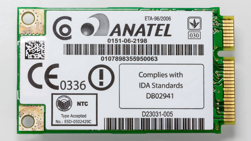 Wi-Fi адаптер для ноутбука ANATEL (ESD-0502429C), фото 2