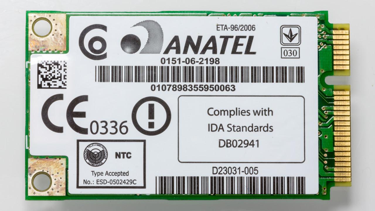 Wi-Fi адаптер для ноутбука ANATEL (ESD-0502429C)