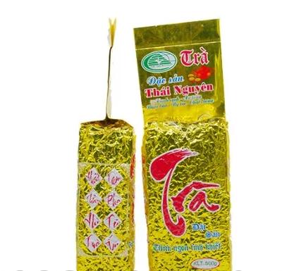 Вьетнамский зеленый чай Dac San Tan Cuong Thai Nguyen(Вакуум) 100г премиум класс, фото 2