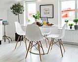 Столы и стулья из пластика
