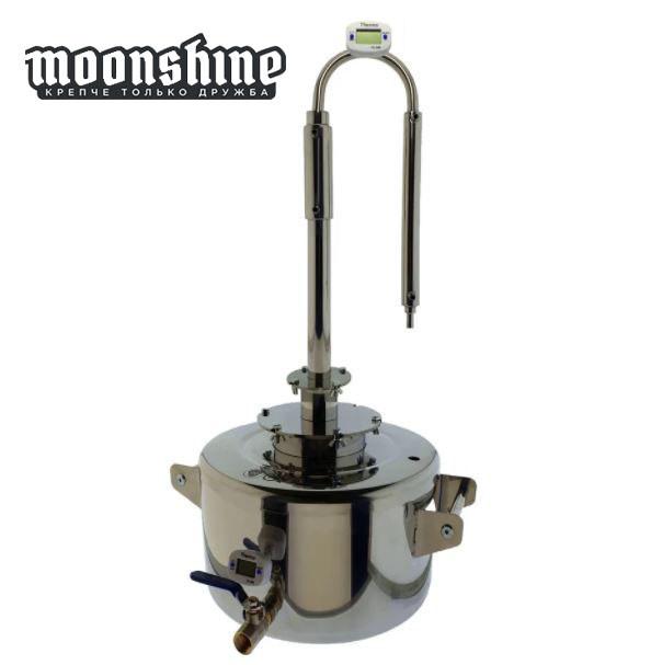 Дистиллятор Moonshine Start c баком 20 литров