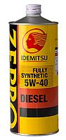 Масло моторное Idemitsu Zepro Diesel 5W40. 1л