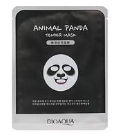 Смягчающяя тканевая маска BioAqua Panda Tender Mask, 30мл