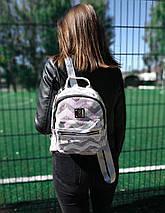 Рюкзак женский городской из текстиля с пайетками BR-S 1224917120, фото 3
