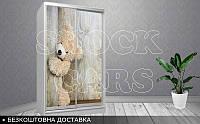 Шкаф - купе Мишка Тедди, фото 1