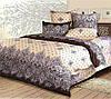Стильное постельное белье евро, красивые узоры