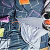 Красивое постельное белье полуторка, фигуры