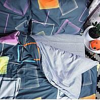 Качественное постельное белье двухспалка, фигуры