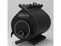 Печь дровяная для дома и дачи, отопительная, длительного горения, булерьян «Vesuvi» classic «О3»