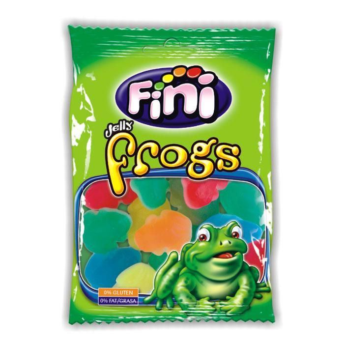 """Желейні цукерки """"Fini """" Жаба 100 грам"""