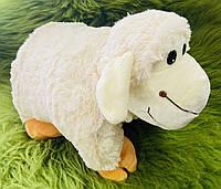 """Подушка з овечої шерсті """"Баранчик"""" (подушка з овчини)"""