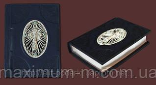 Православный молитвослов с филигранью, топазами