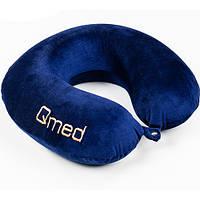 Ортопедическая подушка под голову для путешествий Qmed ТRAVELING