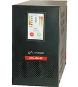 LUXEON UPS-2000ZX ИБП - бесперебойник - УПС -UPS - с правильной синусоидой