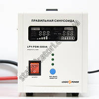 LogicPower LPY-PSW-800VA + ИБП для котла - бесперебойник - УПС -UPS