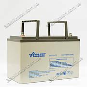 VIMAR BG110-12 - гелевый аккумулятор