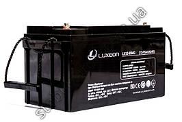 LUXEON LX12-65MG - 12В - 65 А/ч  - мультигелевый аккумулятор, AGM, для котла