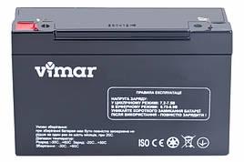 VIMAR B9-6 (9 Ач) - 6В - 9 А/ч  - мультигелевый аккумулятор, AGM