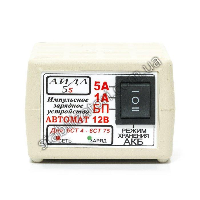 АИДА-5s - украинское автомобильное зарядное