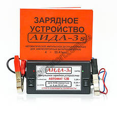 АИДА-3s - зарядное устройство для аккумуляторных батарей, фото 2