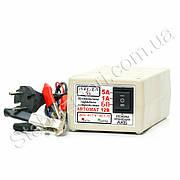 АИДА-5s с перекл гел/кисл - Зарядное для гелевых, мультигелевых, AGM, кислотных, аккумуляторов