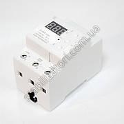 ZUBR D32t - реле контроля напряжения, с термозащитой.