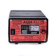 АИДА-11 i с перекл гел/кисл - Зарядное для гелевых, мультигелевых, AGM, кислотных, аккумуляторов с вольтметром