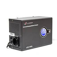 LUXEON UPS-500L - Лучший ИБП для котла - бесперебойник