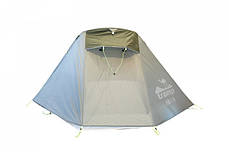 Одноместная палатка Tramp Air 1 Si TRT-093 Grey, фото 3