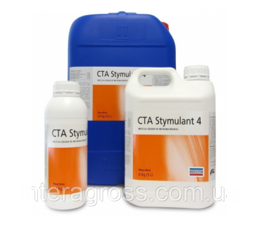 ЦТА Стимулянт 4 (CTA Stymulant 4)