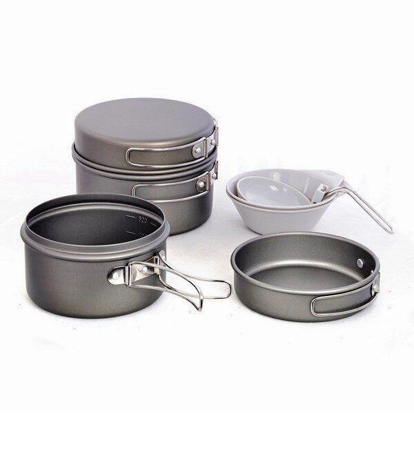Набір туристичного посуду Kovea KSK-SOLO2 Solo 2