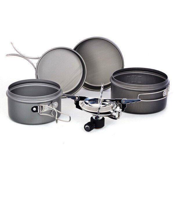 Набор туристической посуды Kovea KSK-SOLO Solo