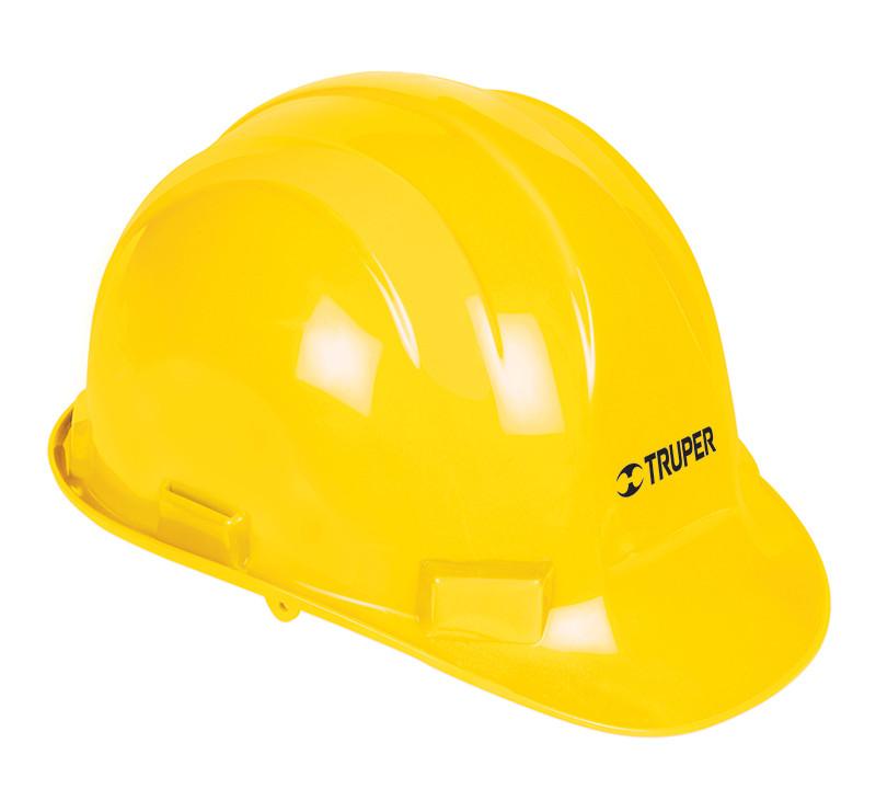 Каска будівельна, Yellow, клас G