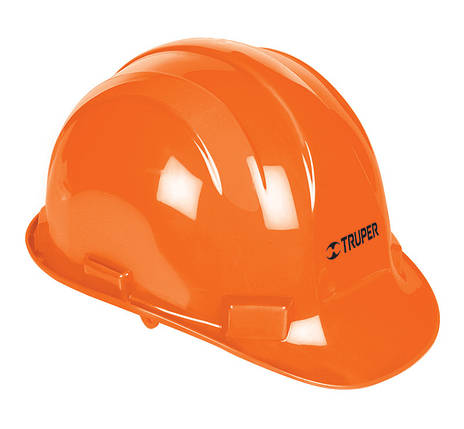 Каска будівельна, Orange, клас G, фото 2