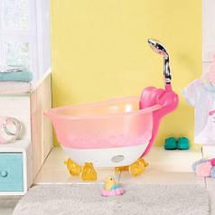 Автоматическая ванночка для куклы BABY BORN - ЗАБАВНОЕ КУПАНИЕ свет звук 828366