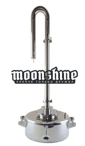 """Дистиллятор Moonshine Light кламп 1,5"""" с баком 14 литров"""