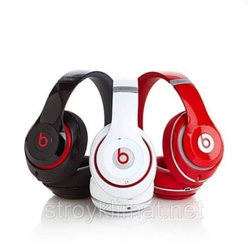 Наушники беспроводные Bluetooth Monster Beats TM-13 c Мощным Звуком с mp3+FM радио