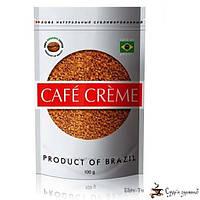 Растворимый кофе Cafe creme м/у 100г